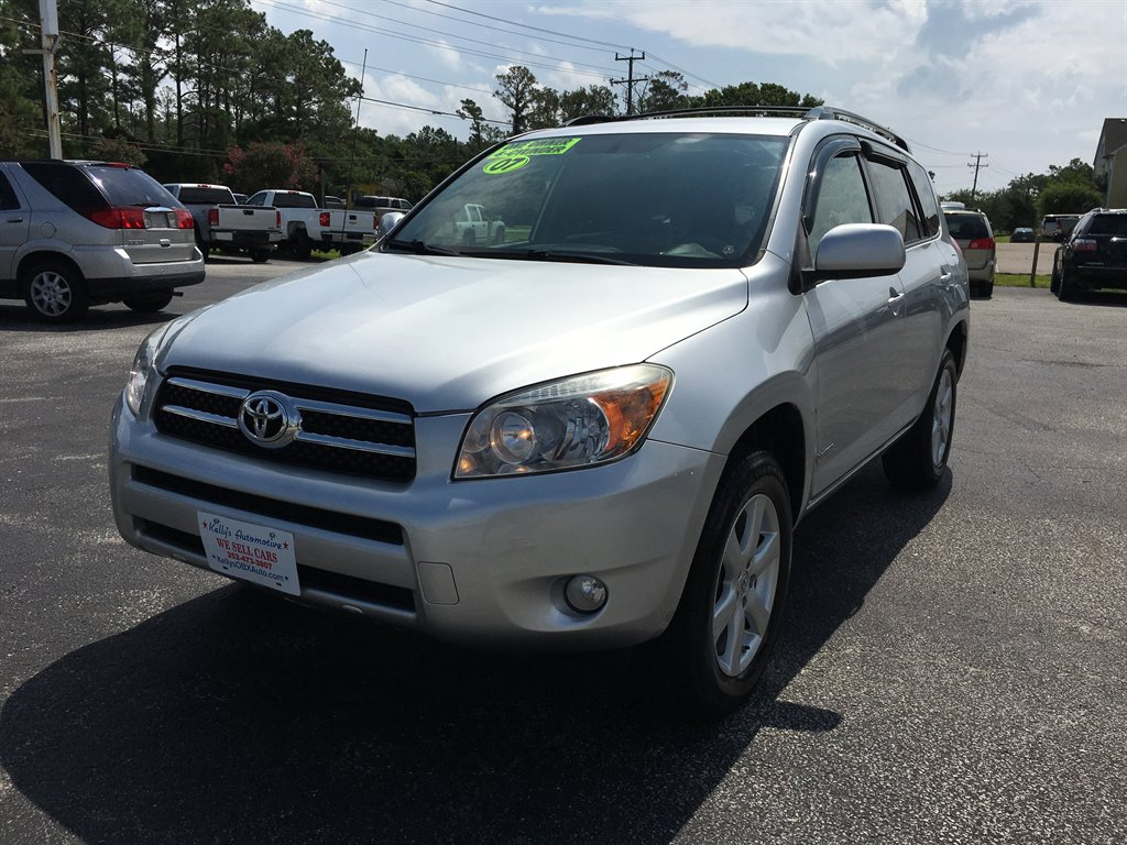 2007 Toyota Rav4 2922 Kellys Automotive Used Cars For Sale Fuel Filter Description Limited